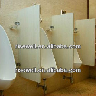 custom urinal dividers partitions