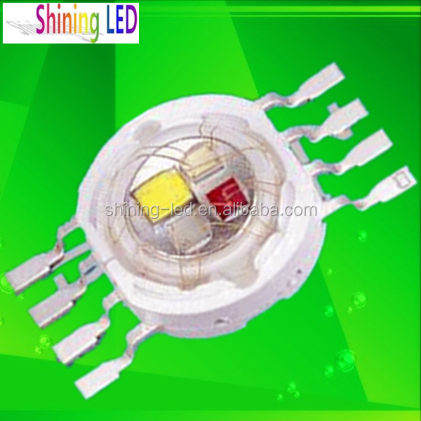 Colourful 12W High Power RGBW LED Chip