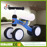 China factory with cheap child balance kid ride on car balance plastic toys