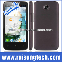 Lenovo A820 MTK6589 Quad Core 4.5 inch 1GB RAM 4G ROM 8.0MP camera Mobile Phone with Free Back Case