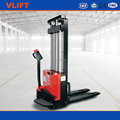 1.2 ton Electric Stacker Lifting height 3000mm with Foot pedal