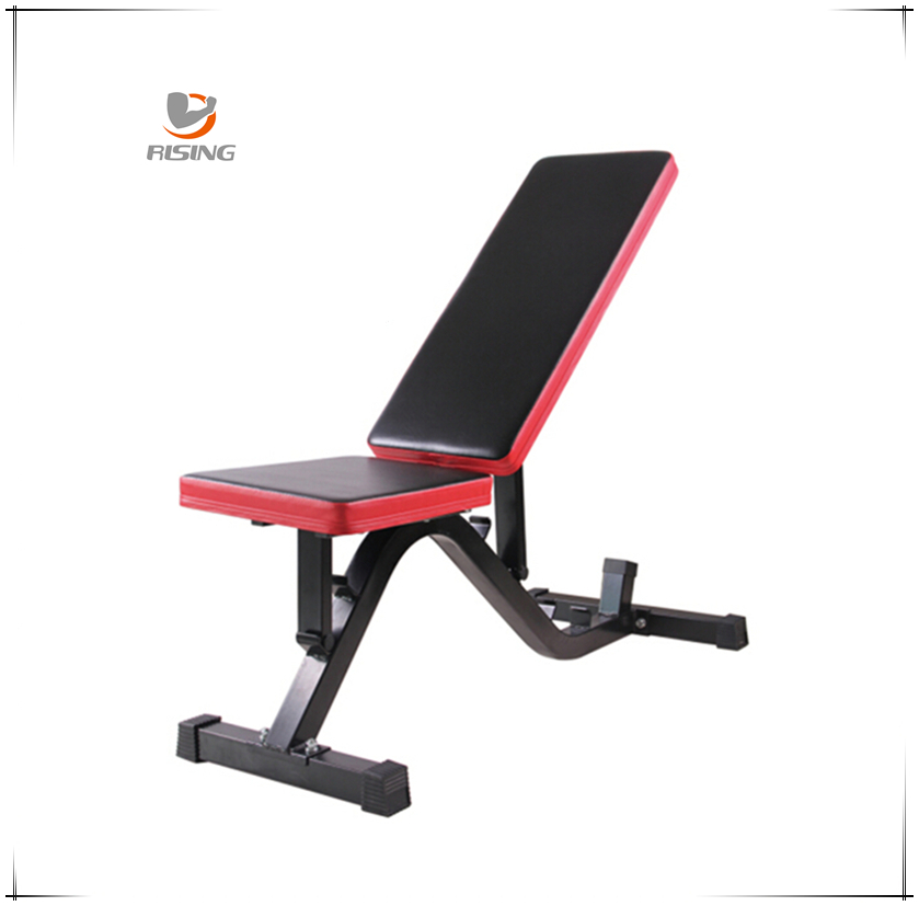Adjustable Fitness Folding Sit-Up qj-sub041 Weight Bench