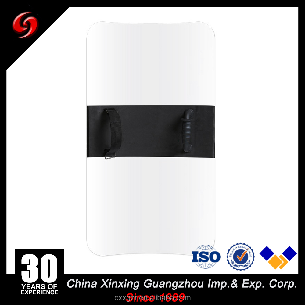 cheap PC riot shield for Games Paintball for for law enforcement to anti riot and doom day customized size anti-riot