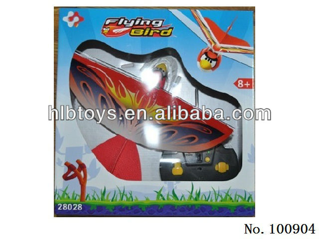 2013 Hot Selling Animated RC Flying Birds toy