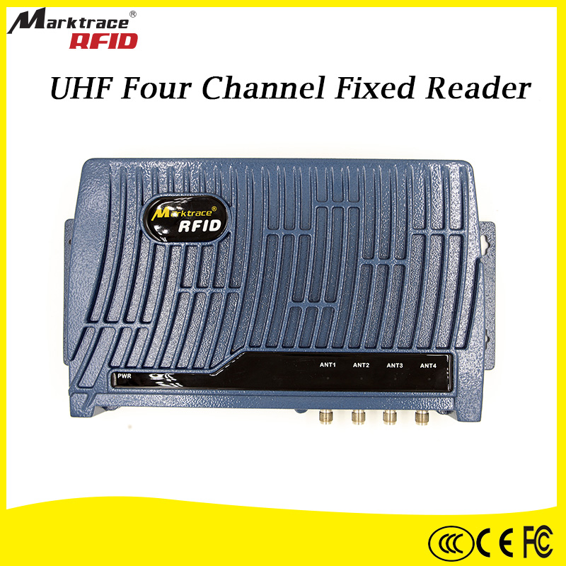 Warehouse management rfid application integrated uhf reader