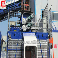 Hongda SC100 General Construction Elevator with CCC CE ISO9001 Certification