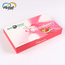 High print logo gift packaging small paper grade elegant custom packing box with high quality