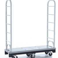 Heavy Duty Metal Warehouse Storage Cart
