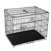 wholesale comfortable Removable stainless steel dog crate