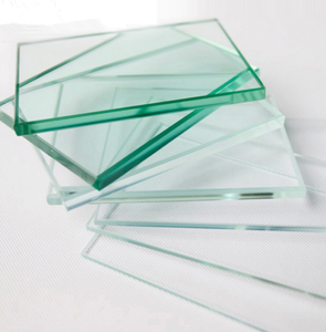3mm-19mm thick flat or curve tempered glass in China