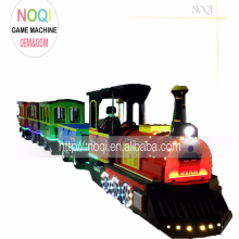 Hot-selling!Christmas Trackless Train amusement park train outdoor/indoor trackless train electric toy ride for adults and kids