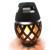 Flame light new design portable outdoor stereo torch wireless bluetooth speaker