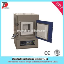 high temperature nitrogen atmosphere muffle furnace for Gravimetric analysis