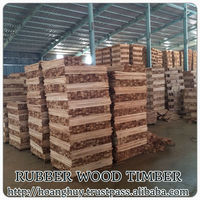 VIETNAM'S RUBBER WOOD