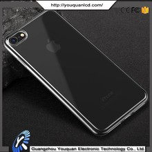 Custom printed 3D pattern silicone phone case Soft Rubber Silicone Case for Iphone 7