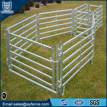 Heavy Duty Portable Galvanized Cattle Yard Fence Panel for Livestock Horse Sheep Goat AS/NZS