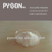 Amoxicillin trihydrate powder / compacted CAS: 61336-70-7