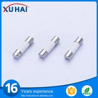 Glass types induction cooker high voltage 250v glass fuse made in China