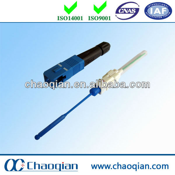 cable connector for welding machine fiber