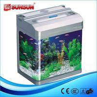 SUNSUN fish aquarium for coffe table