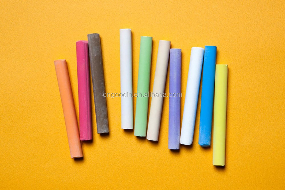 HIGH QUALITY COLOURFUL SCHOOL CHALK