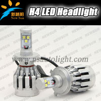 100% Factory Supply H4 Headlight New Design H4 Headlight C ree Chips Led H4 Headlight With Hi/Lo Beam