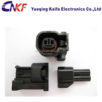 Auto EV6 injector female &male connector hsg housing