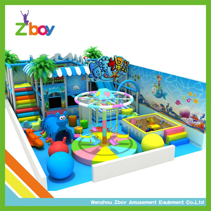 Hot selling naughty castle,kids soft play structures games,modular plastic indoor playground equipment for sale