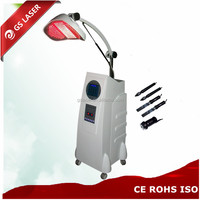 professional LED pdt red blue yellow color led light therapy