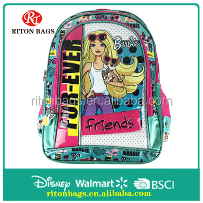 Girls lovely wholesale school bag for primary school students