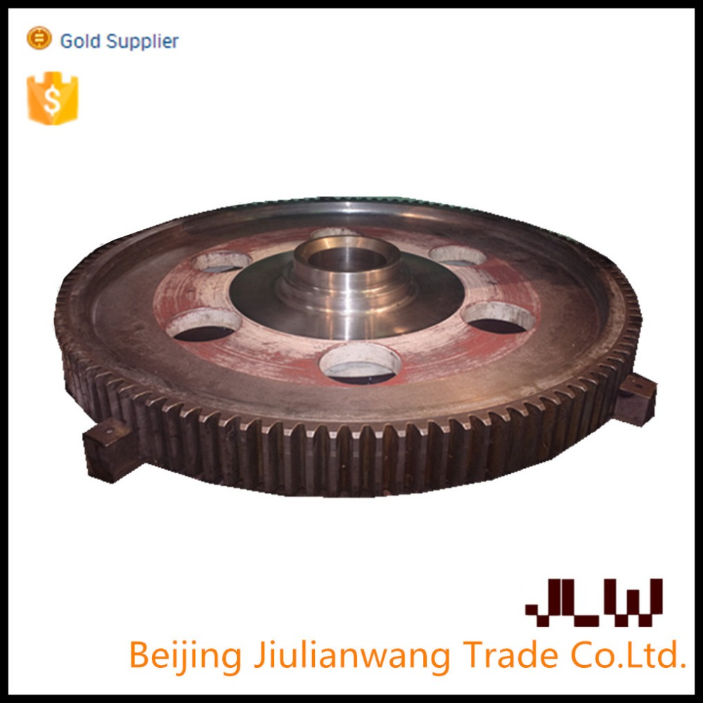 Application coal mine construction shovel belt pulley 7J21D1