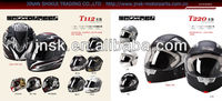 Hot sell chinese New Helmet with ECE standard DOT certificate china manufactorer