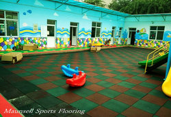 Manufacturer Professional Cheap Rubber Tile Floor for Indoor/Outdoor Gym/Fitness