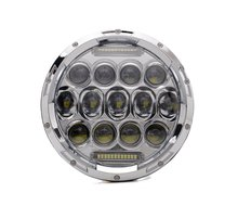 Led Jeep Headlight For Jeep From 2007-2017