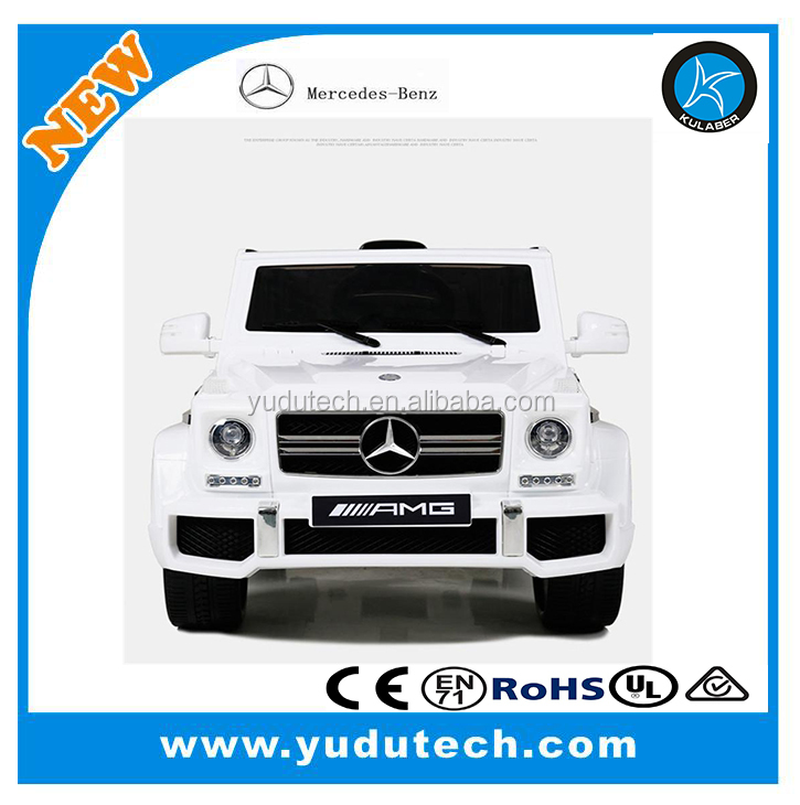 Lisenced Mercedes-benz G63 ,remote control baby electric car,kids battery powered Mp3 2.4G bluetooth remote control ride on toys