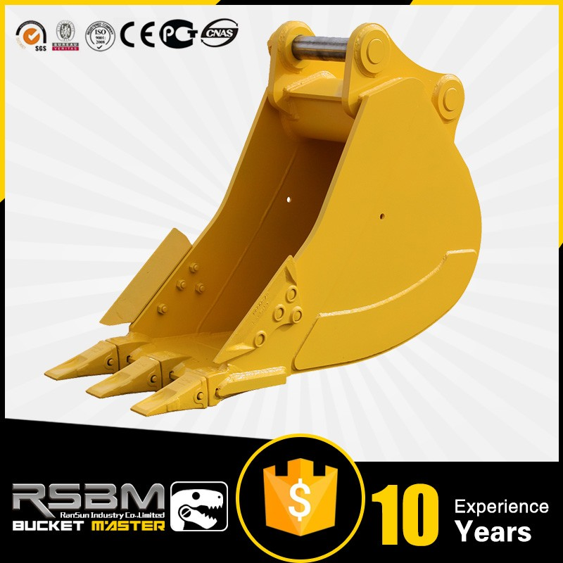 RSBM S355 Material Excavator mini bucket for 1-30t excavators