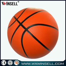cheap 8 panels no logo printed basketball