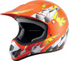 Stylish Full Face Cross Sports Helmet