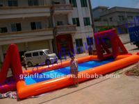 2014 inflatable sports arena,inflatable soccer arena,inflatable football field arena
