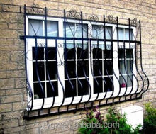 Wrought iron sample design window grills
