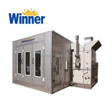 M3200B WINNER High quality Car spray baking oven for sale