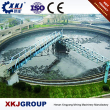 Dewatering Sludge Mining Slurry thickener for gold,copper Ore Beneficiation