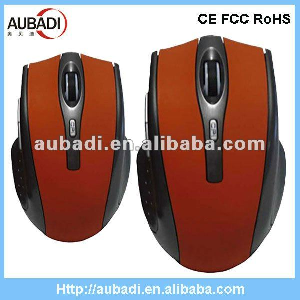 High quality brands game 6D wireless mouse
