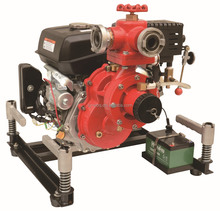 Fire Application and Centrifugal Theory fire water pump BJ-10A-2