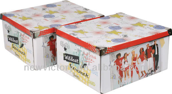Youthful storage box