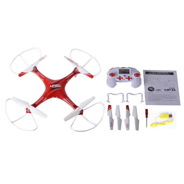 Best selling products LH-X10C RC 4CH 6Axis rc Quadcopter drone camera quad copter with led light China plastic model kits