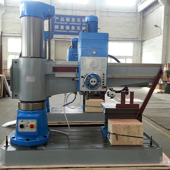 High Quality Long Duration Time cheapr radial drilling machine auto-feeding 3 axis