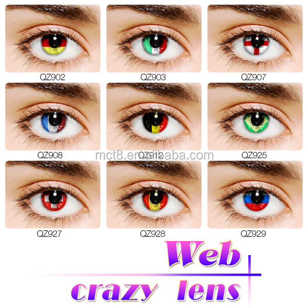Cinderalla Eyes big eye color contact lenses dolly eyes