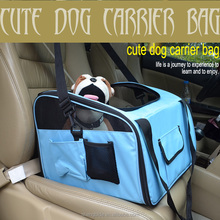 Portable Pet Bag Backpack Dog Cat Carrier Travel Pack Teddy Outgoing Packets With Cashmere Pad Shoulder Bag Pet Handbag for Dogs