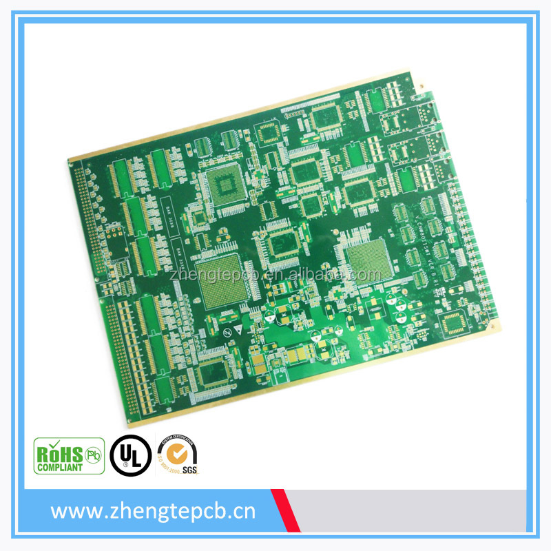High quality customized crt color tv pcb circuit board manufacturer